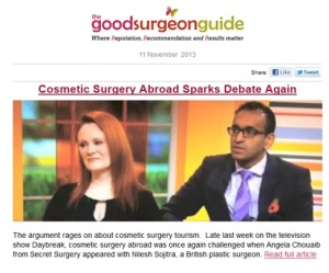 angela chouaib secret surgery