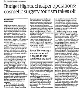 cosmetic surgery abroad secret surgery angela chouaib