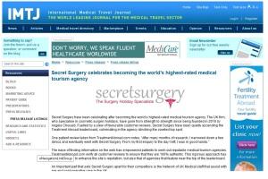 international medical travel journal secret surgery angela chouaib