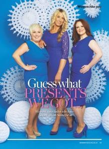 woman magazine secret surgery