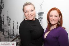 Patricia and Angela