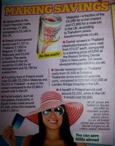 savings on surgery abroad real people magazine